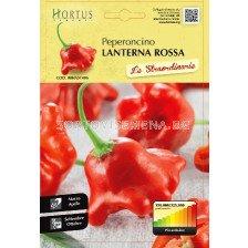 Люти чушки Червен фенер (Peperoncino Laterna rossa)