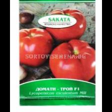 Домати Трой F1 - tomato Troy F1