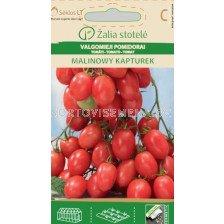Семена домати (TOMATO) MALINOWY KAPTUREK 'SK - 0,1 г