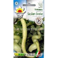 декоративна тиквичка - Сицилианска змия 10 сем