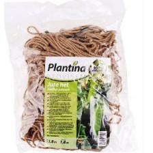Мрежа за растения от канап 1.8м х 1.8м