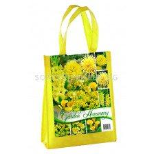 Подаръчна торба от луковици микс за цветна градина в жълто / Gift bag Flowerbulbs for yellow garden  / 1 оп ( 50 бр )