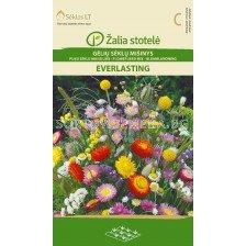 Семена Цветен микс сухи растения / FLOWER MIX EVERLASTING  / 'SK -1 оп