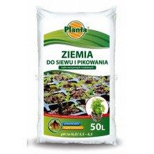 Торф за млади растения Planta 50 л