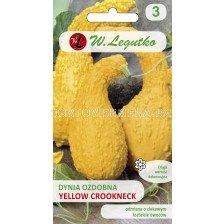 Семена Тиква златно-жълта /Cucurbita pepo Yellow Croockneck /LG 1 оп