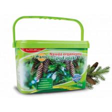 Органичен тор за иглолистни Planta 3кг