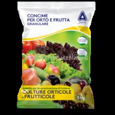 Адама Органо-минерален тор за зеленчуци и овошки 5кг