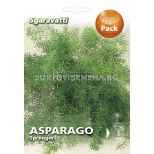 Семена Аспарагус`SG
