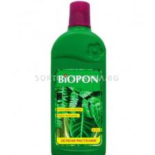 Биопон течен тор за зелени растения