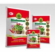 Биохумус - готов за употреба