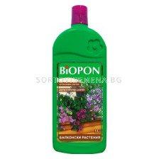 Биопон течен тор за балконски растения