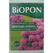 Биопон тор за рододендрони и азалии