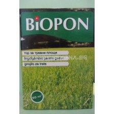 Биопон тор за тревни площи