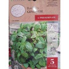 Босилек Дженовезе семена на диск (1 оп. 5 броя)