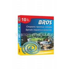 Брос - спирали против комари
