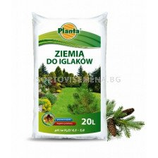 Почва за иглолистни растения' PL - 20 л