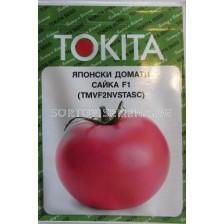 Сорт домати Сайка F1. Аграра ООД. Сортови семена Дар.