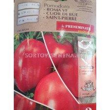 Микс от домати - семена на лента (3м)