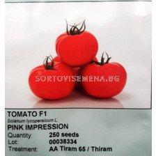 Сорт домати Пинк Импрешън (Pink Impression)