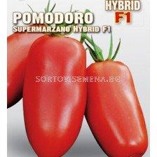 домати Supermarzano F1 - tomato Supermarzano F1