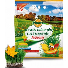 Есенна тор за трева Planta