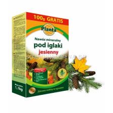 Минерален есенен тор за иглолистни растения - 1кг