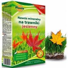Гранулиран тор за есенно торене на тревна смес
