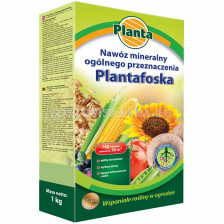 Минерален тор за зеленчуци и овощни дръвчета Planta 1 kg