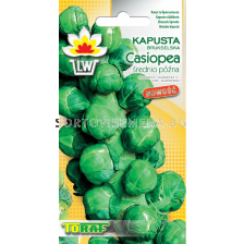 Семена Брюкселско зеле (Brussels sprouts) Casiopea - 2 г