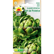 Артишок Vert de Provence. Аграра ООД. Сортови семена Дар