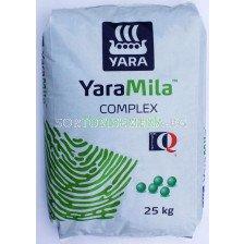 Комбиниран тор Yara Milla Complеx - Combined fertilizer Yara Milla Complеx