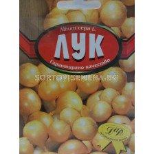 Сорт лук Лясковски барут. Аграра ООД.