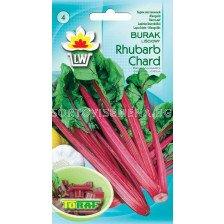 Манголд Rhudbard Chard (с червени дръжки) - 5 г