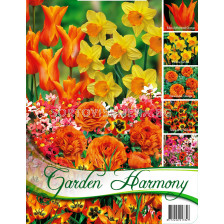 "Подаръчна чанта ""Orange garden"""