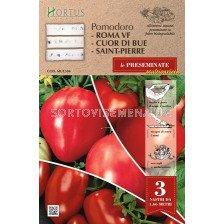 Семена Домати микс на метър (3м) - Tomato mix per meter (3m)