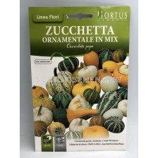 Семена Декоративни тиквички - Zucchetta ornamentale in mix