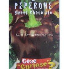 пипер Калифорнийско чудо Черен (Sweet Chocolate) - pepper California Wonder Black (Sweet Chocolate)