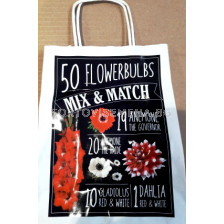 Подаръчна чанта Mix & Match 4 (червена)