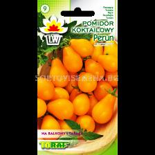 домати жълт - крушовиден Перун - 0.5 г