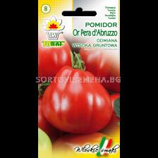 Домат круша Or Pera d`Arbuzzo