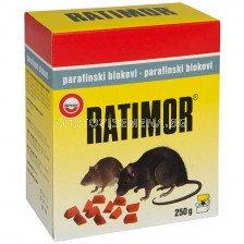 Ратимор парафиново блокче (за търговци на едро)