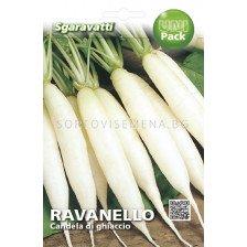 репички Бели дълги`SG - radish white long`SG
