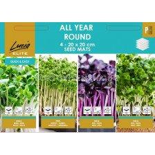 Целогодишен микс от зеленчукови семена
