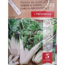 Манголд Larga Argentata семена на лента (5м)