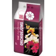 Субстрат за орхидеи