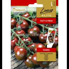 Семена домати Тигрино (TOMATO TIGRINO) 'SK - 0,1 г