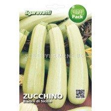Семена Тиквички (Zucchini) Bianco di Sicilia`SG