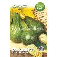 Тиквички (Zucchini) Tondo di Piacenza`SG