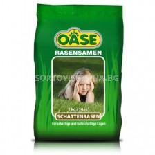 Тревна смес ОАЗЕ за сянка (Schattenrasen) - 1 кг