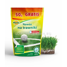 Водоразтворим тор за тревна площ Planta